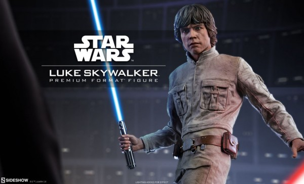 Sideshow - Luke Skywalker - Premium Format Statue - Star Wars - Das Imperium schlägt zurück