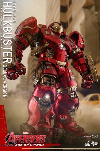 Hot Toys - Hulkbuster DX - Avengers:Age of Ultron