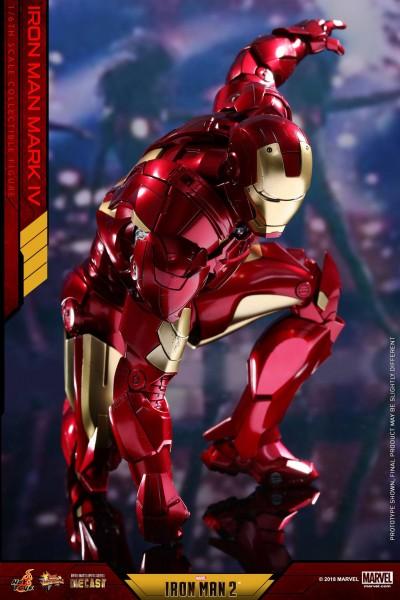 Hot Toys - Iron Man Mark IV Diecast - Iron Man 2