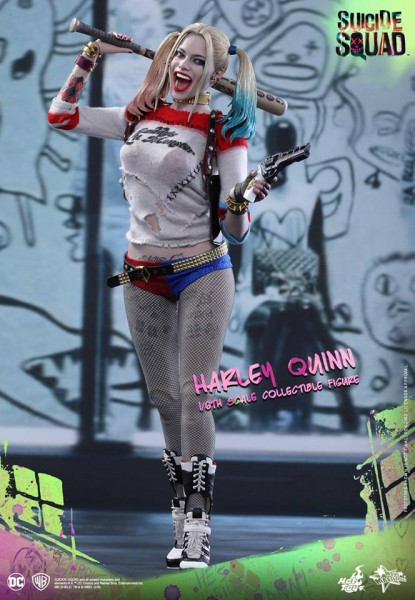 Hot Toys - Harley Quinn- Suicide Squad- 1/6