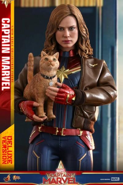 Hot Toys - Captain Marvel - Deluxe Version - Captain Marvel