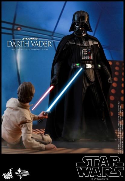 Hot Toys - Darth Vader - Star Wars - Das Imperium schlägt zurück
