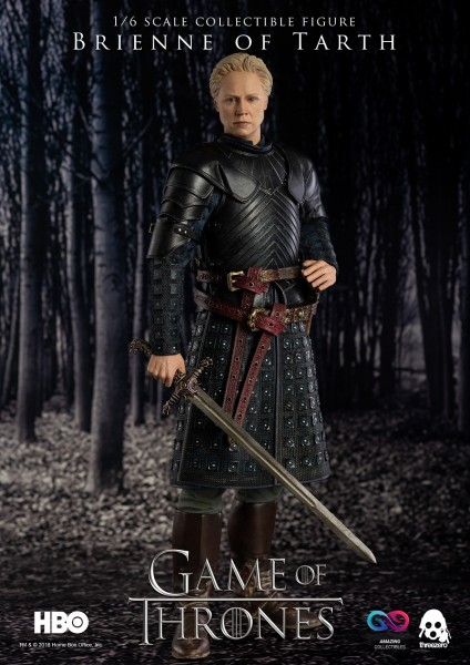 ThreeZero - Brienne von Tarth - Game of Thrones